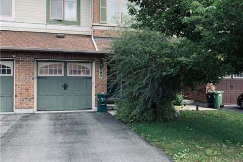 Home for rent at 307 Balinroan Cres Ottawa Ontario - MLS: 1212329