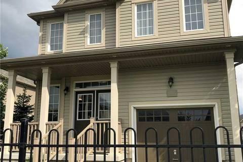 House for sale at 307 Blackburn Dr Brantford Ontario - MLS: X4502359