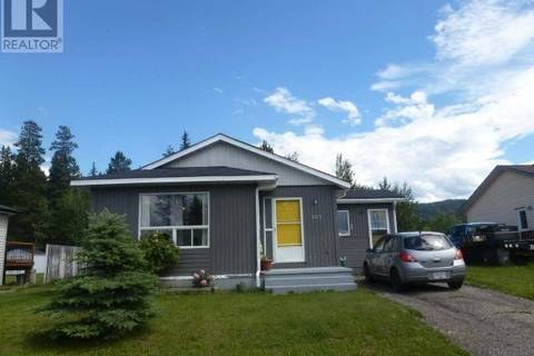 House for sale at 307 Cottonwood Ave Tumbler Ridge British Columbia - MLS: 173735