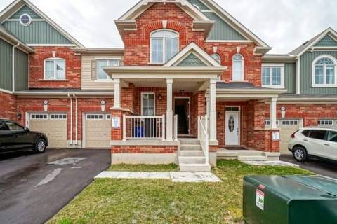 Townhouse for sale at 307 Gillett Pt Milton Ontario - MLS: W4741471