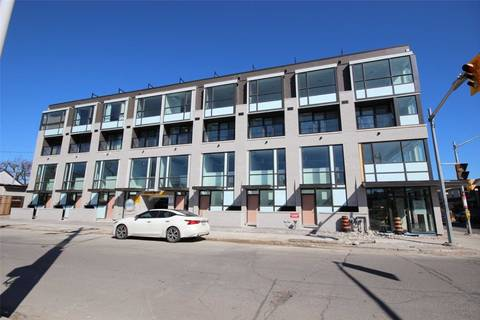 Townhouse for sale at 307 Gilmour Ave Toronto Ontario - MLS: W4444745