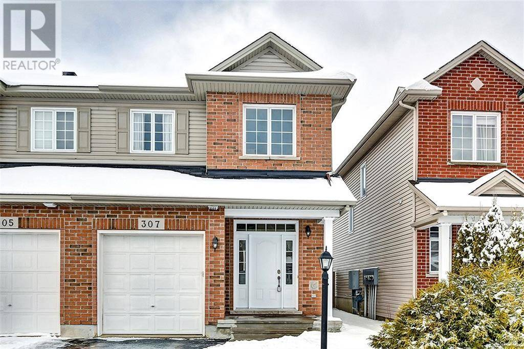 Townhouse for sale at 307 Glenbrae Ave Ottawa Ontario - MLS: 1178951