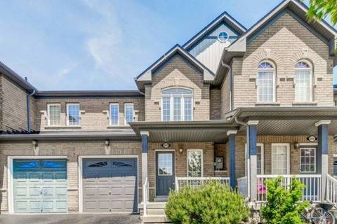 Townhouse for sale at 307 Hobbs Cres Milton Ontario - MLS: W4486603