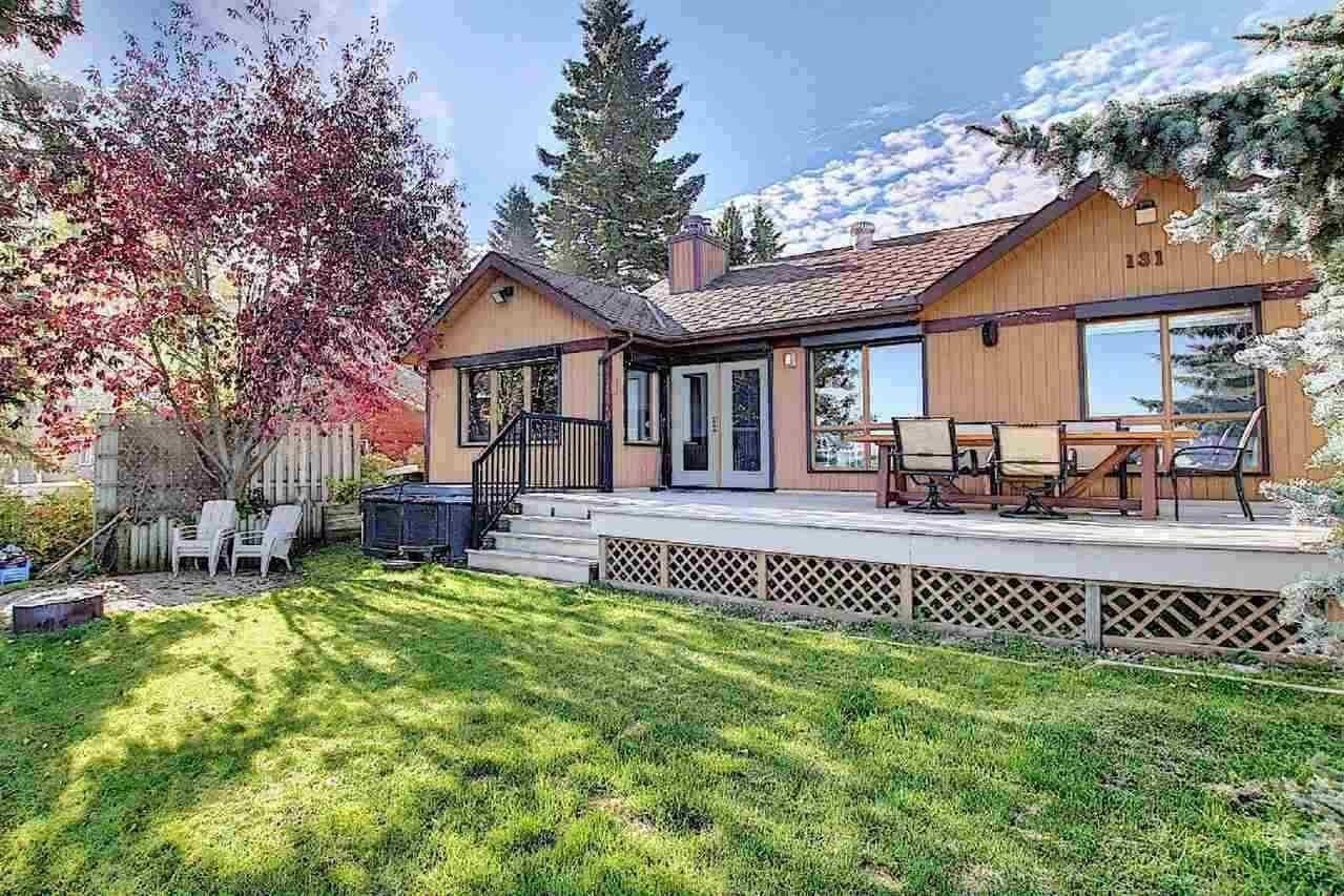 House for sale at 307 Poplar Ba Rural Wetaskiwin County Alberta - MLS: E4216763