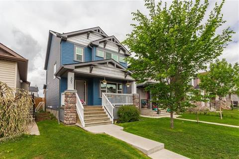 House for sale at 307 Saddlebrook Circ Northeast Calgary Alberta - MLS: C4254025