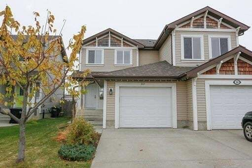 Townhouse for sale at 307 Summerton Cr Sherwood Park Alberta - MLS: E4218432