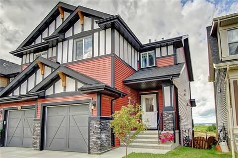 Townhouse for sale at 307 Sunrise Vw Cochrane Alberta - MLS: C4280158