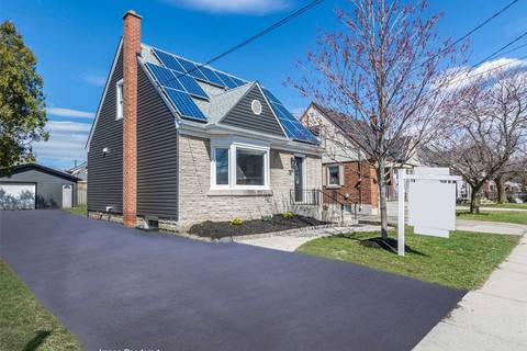 House for sale at 307 Thayer Ave Hamilton Ontario - MLS: X4421603