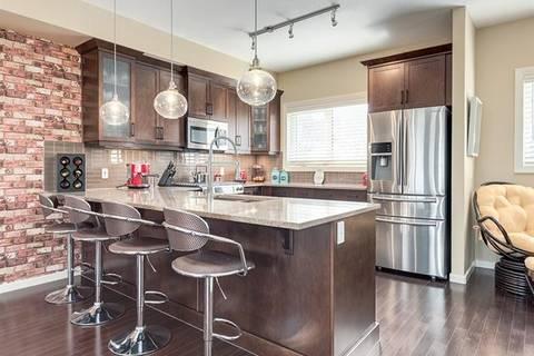 Townhouse for sale at 307 Valley Ridge Manr Northwest Calgary Alberta - MLS: C4289268