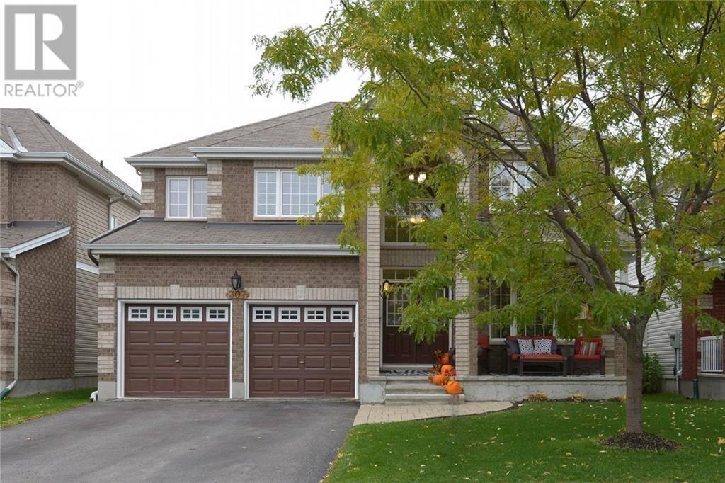 House for sale at 307 Wild Iris Ave Ottawa Ontario - MLS: 1173291