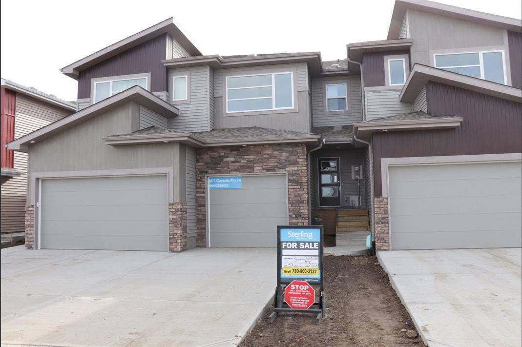 House for sale at 3071 Checknita Wy Sw Edmonton Alberta - MLS: E4174640