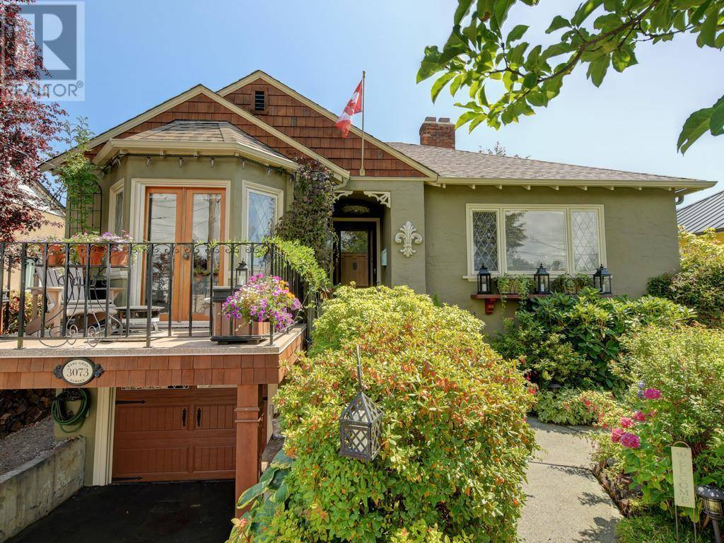 House for sale at 3073 Earl Grey St Victoria British Columbia - MLS: 414618