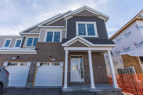 Townhouse for rent at 3074 Freshwater Wy Ottawa Ontario - MLS: 1143259