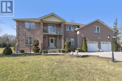 House for sale at 3075 12th Concession  Tecumseh Ontario - MLS: 19014365