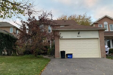 House for rent at 3075 Augusta Dr Mississauga Ontario - MLS: W4943807
