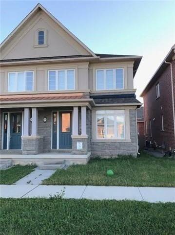 Townhouse for rent at 3076 Robert Brown Blvd Oakville Ontario - MLS: W4735329