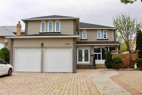 House for sale at 3078 Bonaventure Dr Mississauga Ontario - MLS: W4457394