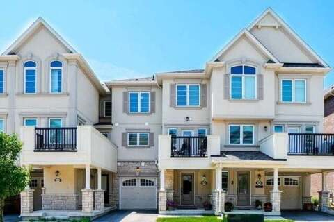 Townhouse for sale at 3078 Mistletoe Gdns Oakville Ontario - MLS: W4826751