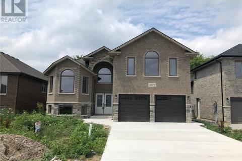 House for sale at 3079 Mcrobbie  Windsor Ontario - MLS: 19020859