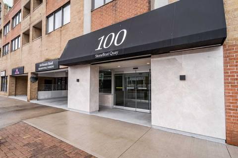 Condo for sale at 100 Bronte Rd Unit 308 Oakville Ontario - MLS: W4752208
