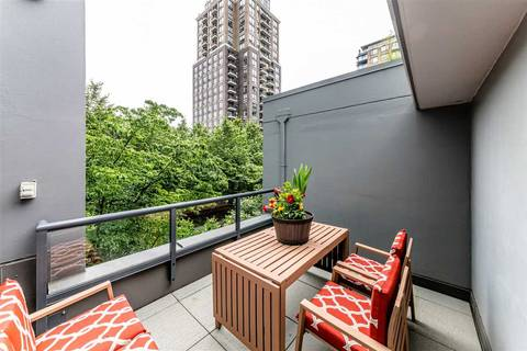 Condo for sale at 1010 Richards St Unit 308 Vancouver British Columbia - MLS: R2401488