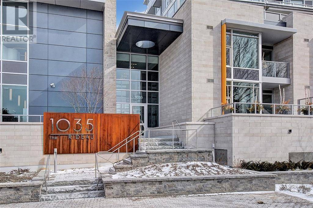 Condo for sale at 1035 Bank St Unit 308 Ottawa Ontario - MLS: 1182638