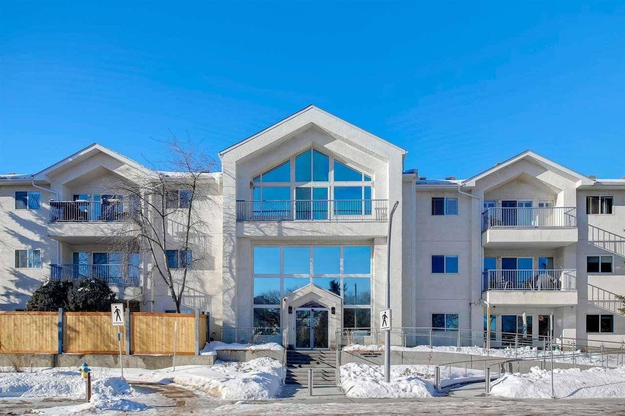 Buliding: 10508 119 Street Northwest, Edmonton, AB