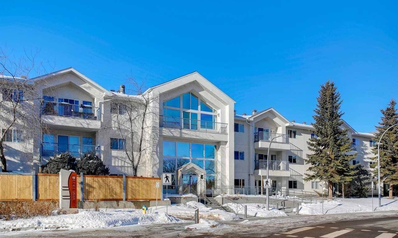 Condo for sale at 10508 119 St Nw Unit 308 Edmonton Alberta - MLS: E4187212