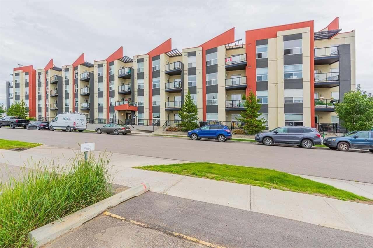 Condo for sale at 10523 123 St NW Unit 308 Edmonton Alberta - MLS: E4207150