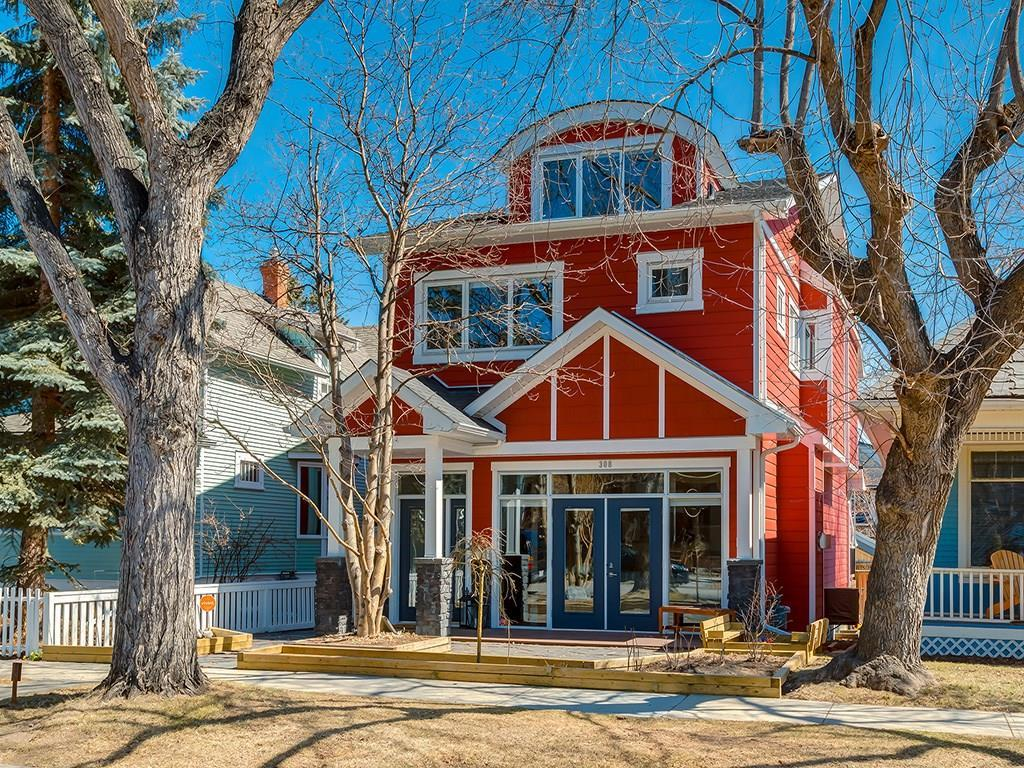 For Sale: 308 12 Street Northwest, Calgary, AB | 4 Bed, 6 Bath House for $1,695,000. See 51 photos!