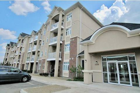 Condo for sale at 1370 Costigan Rd Unit 308 Milton Ontario - MLS: W4744177