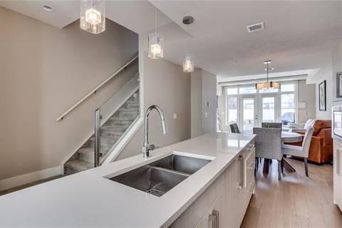 Townhouse for sale at 1611 28 Ave Southwest Unit 308 Calgary Alberta - MLS: C4242850