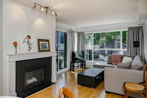 Condo for sale at 2130 12th Ave W Unit 308 Vancouver British Columbia - MLS: R2368947