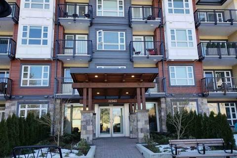 Condo for sale at 22562 121 Ave Unit 308 Maple Ridge British Columbia - MLS: R2347293