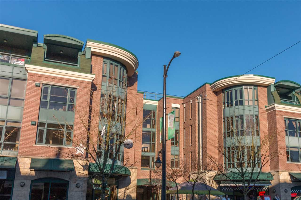 For Sale: 308 - 2665 W Broadway , Vancouver, BC   2 Bed, 1 Bath Condo for $938,800. See 20 photos!