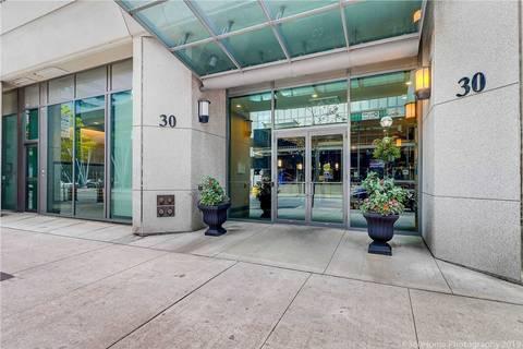 Condo for sale at 30 Grand Trunk Cres Unit 308 Toronto Ontario - MLS: C4584971