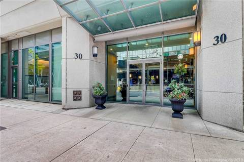 Condo for sale at 30 Grand Trunk Cres Unit 308 Toronto Ontario - MLS: C4584971