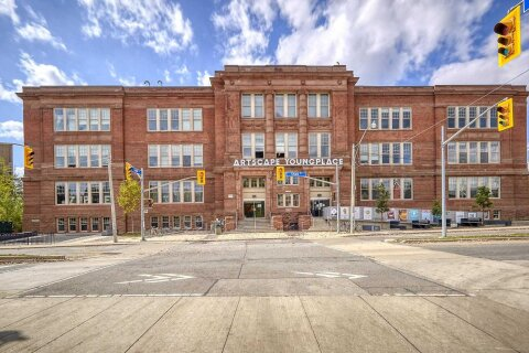 Commercial property for sale at 180 Shaw St Unit 308-309 Toronto Ontario - MLS: C4965874