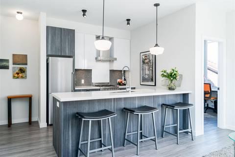 Condo for sale at 311 6th Ave E Unit 308 Vancouver British Columbia - MLS: R2392677