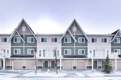 Townhouse for sale at 32 Red Embers Pk Northeast Unit 308 Calgary Alberta - MLS: C4255242