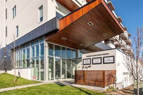 Condo for sale at 3450 19 St Southwest Unit 308 Calgary Alberta - MLS: C4265515