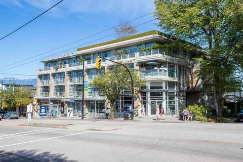 Condo for sale at 3595 18th Ave W Unit 308 Vancouver British Columbia - MLS: R2410252