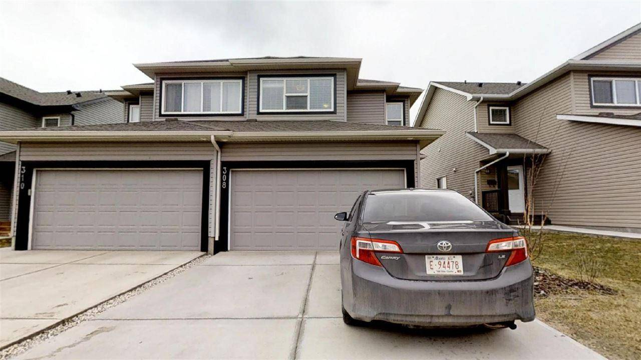 Townhouse for sale at 308 42 Ave Nw Edmonton Alberta - MLS: E4155110
