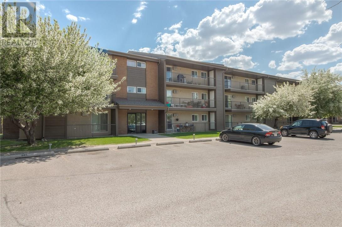 For Sale: 420 Columbia Boulevard West, Lethbridge, AB | 2 Bed, 1 Bath Condo for $132,000. See 20 photos!