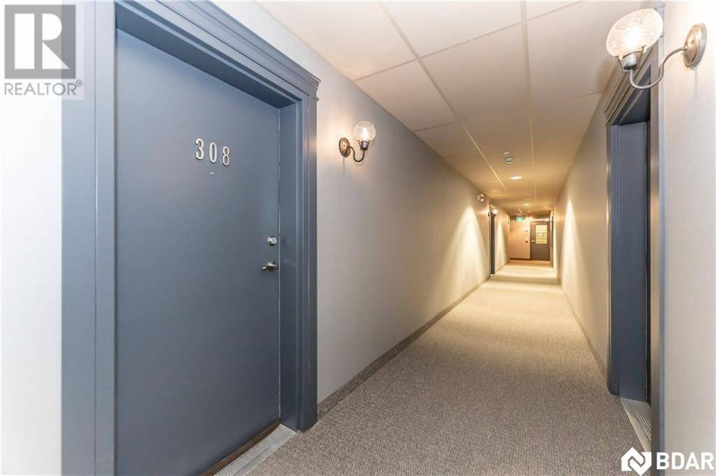 Condo for sale at 44 Ferndale Dr South Unit 308 Barrie Ontario - MLS: 30792868