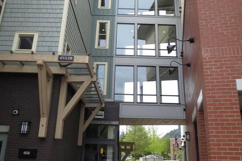 Condo for sale at 45530 Market Wy Unit 308 Sardis British Columbia - MLS: R2453368
