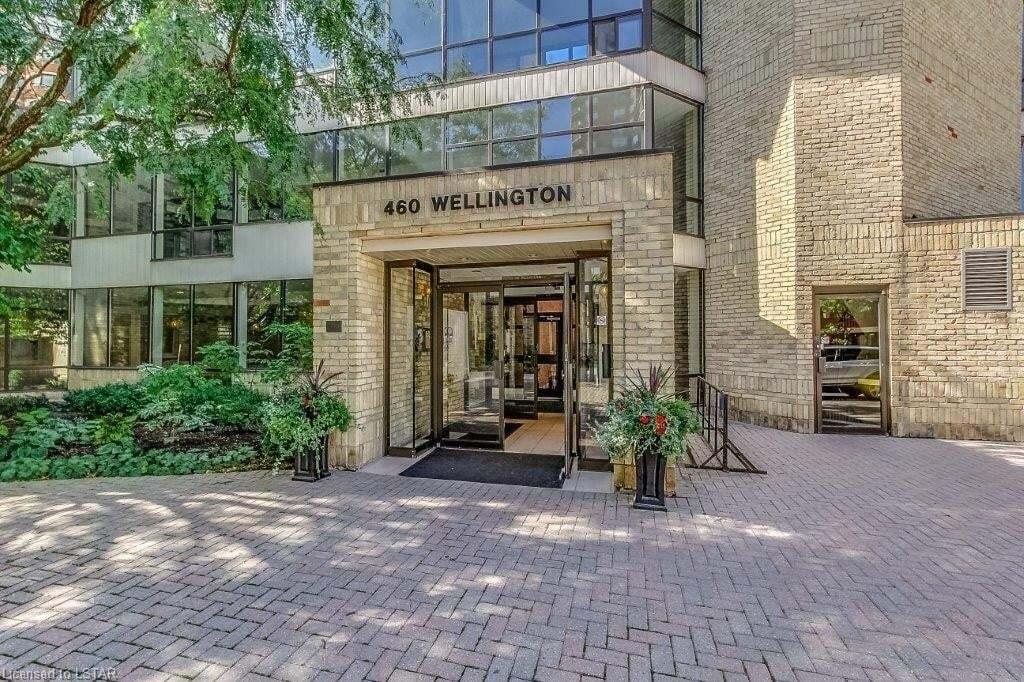 Apartment for rent at 460 Wellington St Unit 308 London Ontario - MLS: 261494