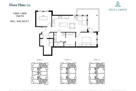 Condo for sale at 4684 51 St Unit 308 Ladner British Columbia - MLS: R2419774