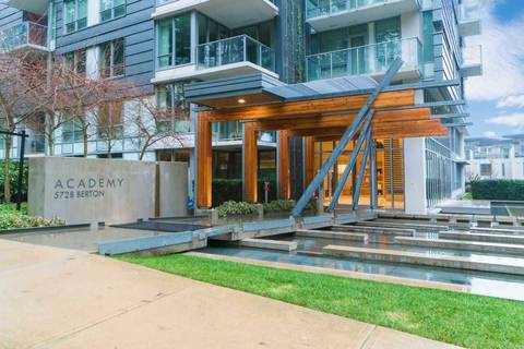 Condo for sale at 5728 Berton Ave Unit 308 Vancouver British Columbia - MLS: R2370956