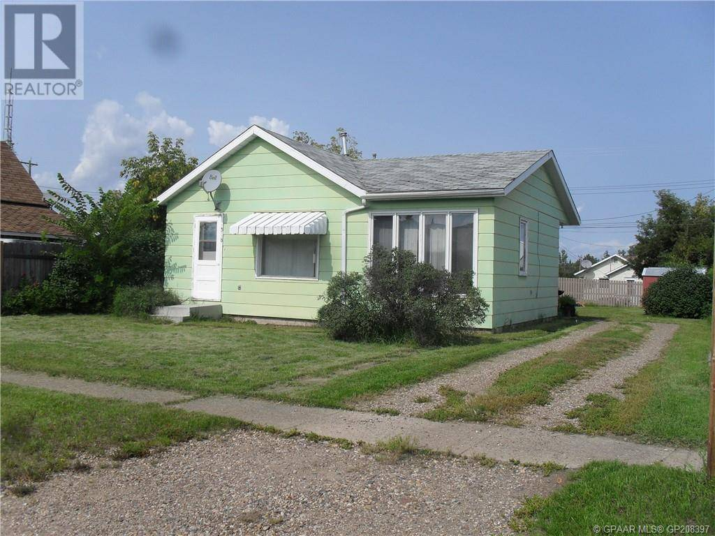 House for sale at 308 5th Avenue Court Southeast Manning Alberta - MLS: GP208397
